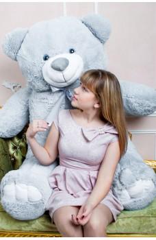 Мишка Веня серый 200 см