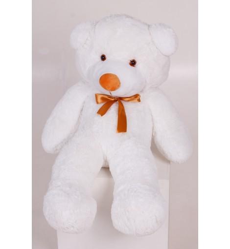 Плюшевый мишка Тедди белый 100 см