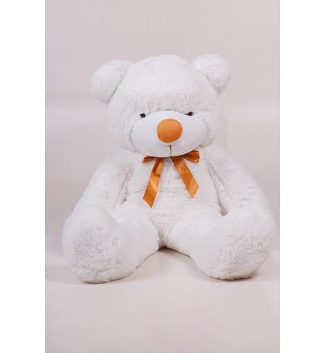 Плюшевый мишка Тедди белый 120 см