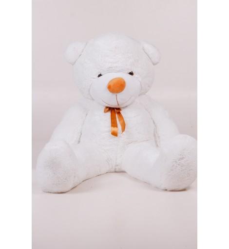 Плюшевый мишка Тедди белый 160 см