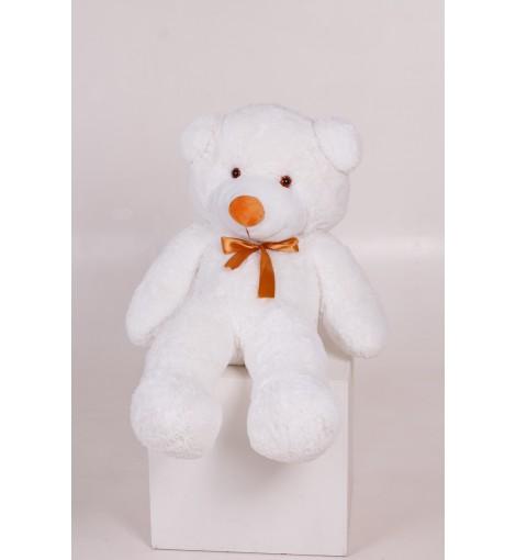 Плюшевый мишка Тедди белый 80 см