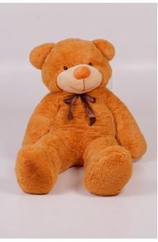 Плюшевый мишка Тедди карамель 140 см