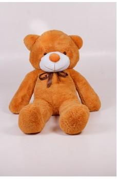Плюшевый мишка Тедди карамель 160 см