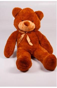 Плюшевый мишка Тедди коричневый 120 см