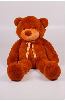 Плюшевый мишка Тедди коричневый 160 см