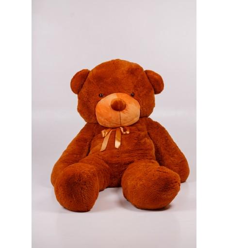 Плюшевый мишка Тедди коричневый 200 см