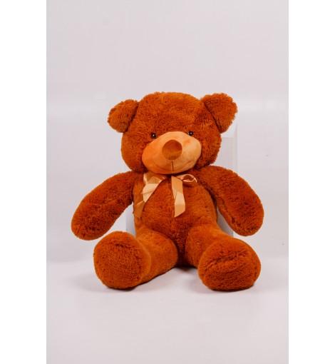Плюшевый мишка Тедди коричневый 80см