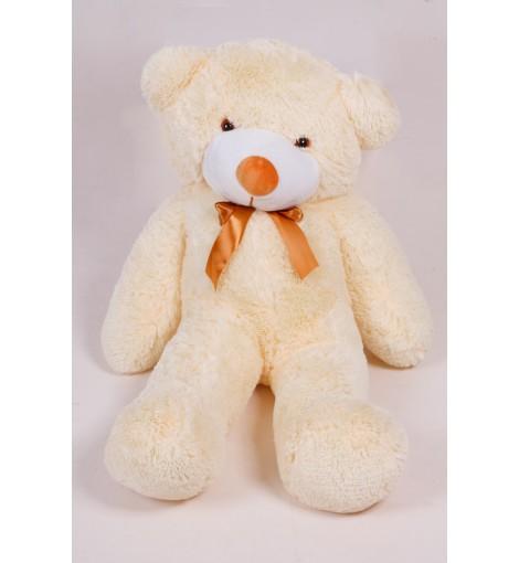 Плюшевый мишка Тедди кремовый 100 см